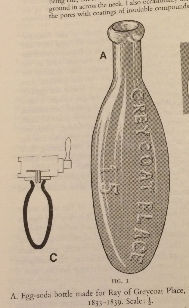 Illustration of Ray, Greycoat Place Hamilton
